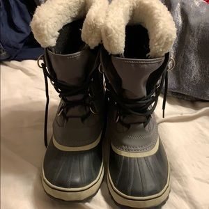 Sorel hand crafted booties